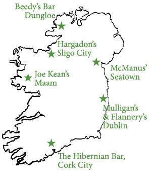 Some of the Best Pubs in Ireland